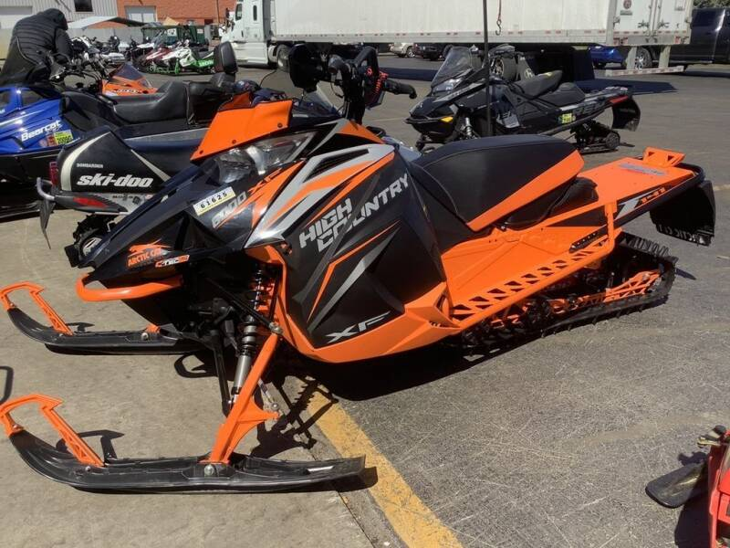 2019 Arctic Cat XF 6000 High Country ES 141 for sale at Road Track and Trail in Big Bend WI