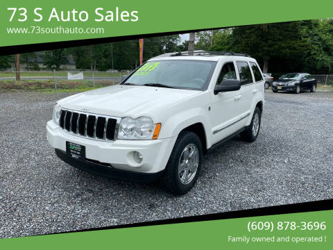 2006 Jeep Grand Cherokee for sale at 73 S Auto Sales in Hammonton NJ