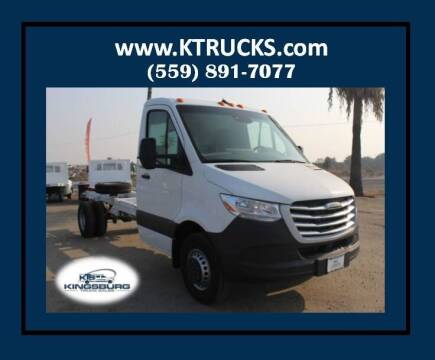 2019 Freightliner Sprinter Cab Chassis for sale at Kingsburg Truck Center in Kingsburg CA