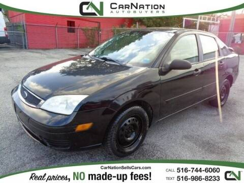 2007 Ford Focus for sale at CarNation AUTOBUYERS Inc. in Rockville Centre NY