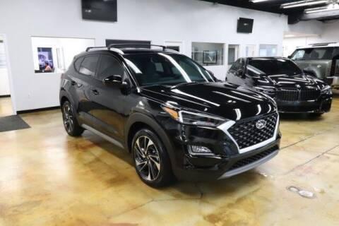 2021 Hyundai Tucson for sale at RPT SALES & LEASING in Orlando FL