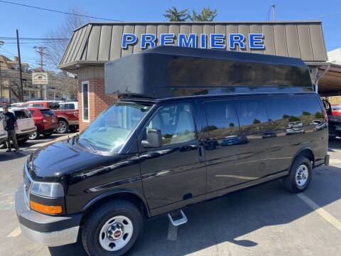 2009 GMC Savana Cargo for sale at Premiere Auto Sales in Washington PA