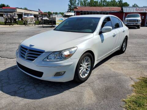 2010 Hyundai Genesis for sale at GA Auto IMPORTS  LLC in Buford GA