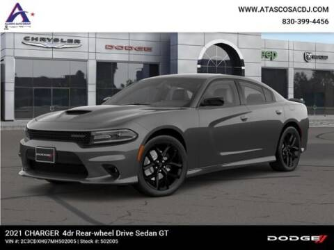 2021 Dodge Charger for sale at ATASCOSA CHRYSLER DODGE JEEP RAM in Pleasanton TX