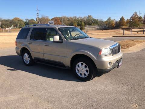 2004 Lincoln Aviator for sale at DC Auto Sales Inc in Saint Louis MO