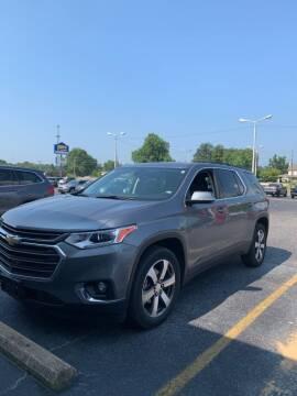 2020 Chevrolet Traverse for sale at Smart Auto Sales of Benton in Benton AR