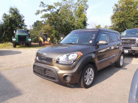2013 Kia Soul for sale at ABC AUTO LLC in Willimantic CT
