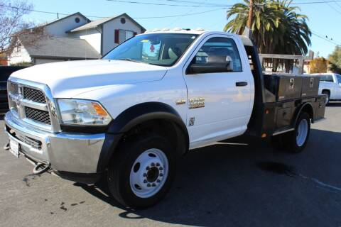 2015 RAM Ram Chassis 4500 for sale at CA Lease Returns in Livermore CA