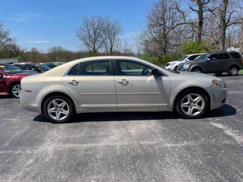 2010 Chevrolet Malibu for sale at Westview Motors in Hillsboro OH
