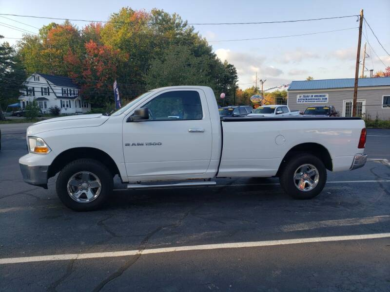2011 RAM Ram Pickup 1500 for sale at Healey Auto in Rochester NH