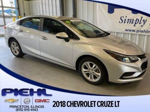 2018 Chevrolet Cruze for sale at Piehl Motors - PIEHL Chevrolet Buick Cadillac in Princeton IL