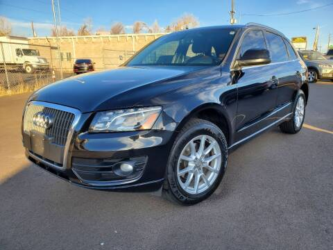2012 Audi Q5 for sale at LA Motors LLC in Denver CO