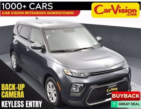 2020 Kia Soul for sale at Car Vision Buying Center in Norristown PA