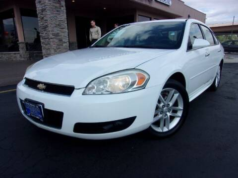 2013 Chevrolet Impala for sale at Lakeside Auto Brokers in Colorado Springs CO