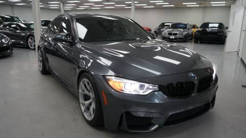 2016 BMW M3 for sale at SZ Motorcars in Woodbury NY