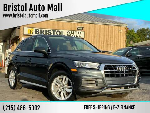 2020 Audi Q5 for sale at Bristol Auto Mall in Levittown PA