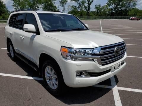 2019 Toyota Land Cruiser for sale at CON ALVARO ¡TODOS CALIFICAN!™ in Columbia TN