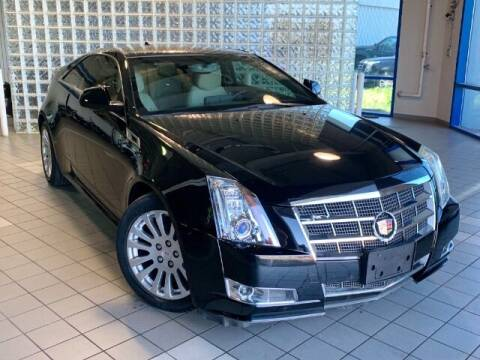 2011 Cadillac CTS for sale at iAuto in Cincinnati OH