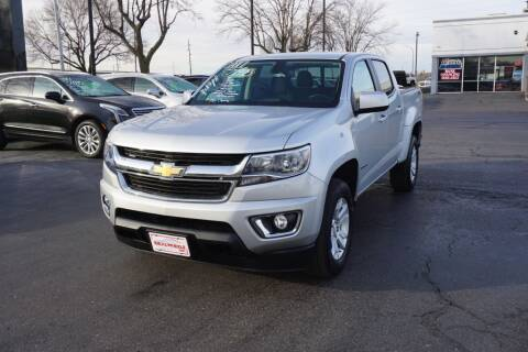 2017 Chevrolet Colorado for sale at Ideal Wheels in Sioux City IA