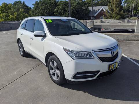 2015 Acura MDX for sale at QC Motors in Fayetteville AR