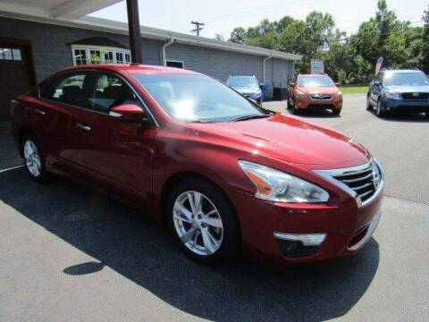 2015 Nissan Altima for sale at Specialty Car Company in North Wilkesboro NC