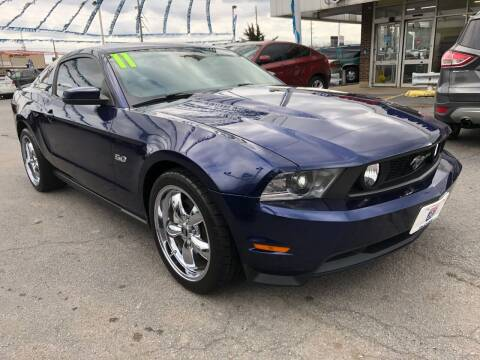 2011 Ford Mustang for sale at I-80 Auto Sales in Hazel Crest IL