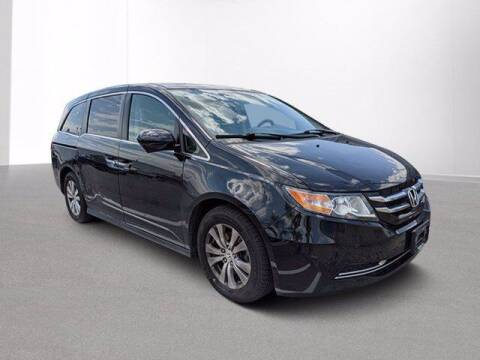 2016 Honda Odyssey for sale at Jimmys Car Deals in Livonia MI