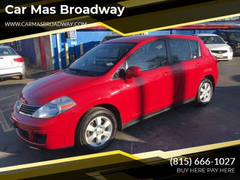 2007 Nissan Versa for sale at Car Mas Broadway in Crest Hill IL