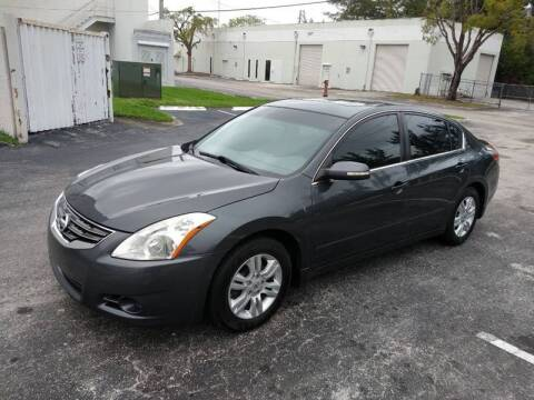 2011 Nissan Altima for sale at Best Price Car Dealer in Hallandale Beach FL