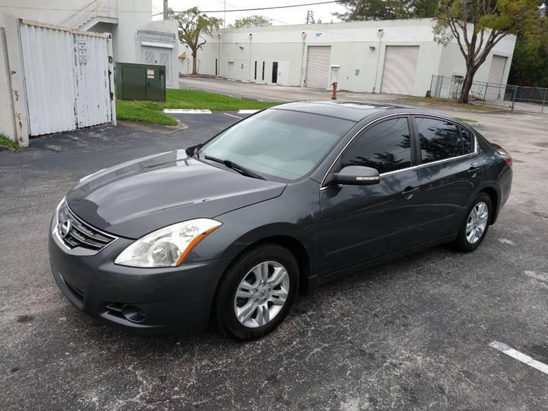2011 Nissan Altima for sale at Best Price Car Dealer in Hallandale Beach FL