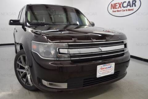 2014 Ford Flex for sale at Houston Auto Loan Center in Spring TX