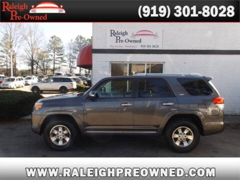 2013 Toyota 4Runner for sale at Raleigh Pre-Owned in Raleigh NC