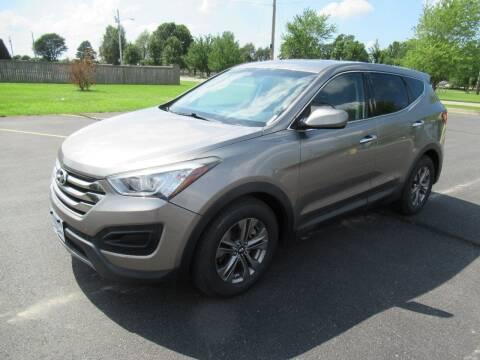 2015 Hyundai Santa Fe Sport for sale at Just Drive Auto in Springdale AR