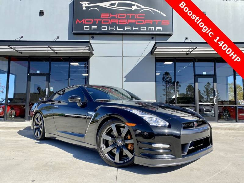 2016 Nissan GT-R for sale at Exotic Motorsports of Oklahoma in Edmond OK