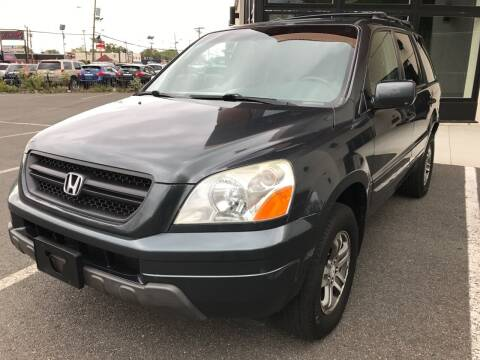 2005 Honda Pilot for sale at MAGIC AUTO SALES in Little Ferry NJ