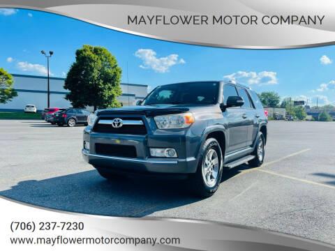 2011 Toyota 4Runner for sale at Mayflower Motor Company in Rome GA