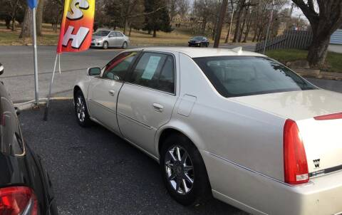 2010 Cadillac DTS for sale at Harrisburg Auto Center Inc. in Harrisburg PA