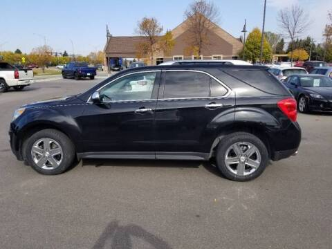 2015 Chevrolet Equinox for sale at ROSSTEN AUTO SALES in Grand Forks ND