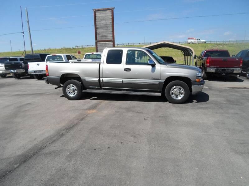 1999 Chevrolet Silverado 2500 for sale at 277 Motors in Hawley TX