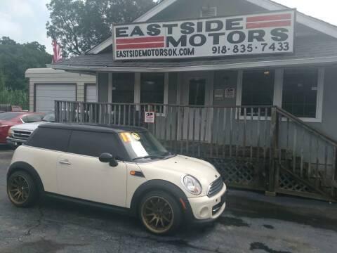 2013 MINI Hardtop for sale at EASTSIDE MOTORS in Tulsa OK