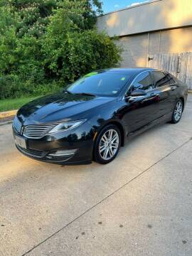 2013 Lincoln MKZ for sale at Executive Motors in Hopewell VA