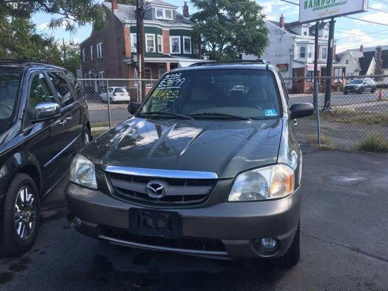2002 Mazda Tribute for sale at Chambers Auto Sales LLC in Trenton NJ