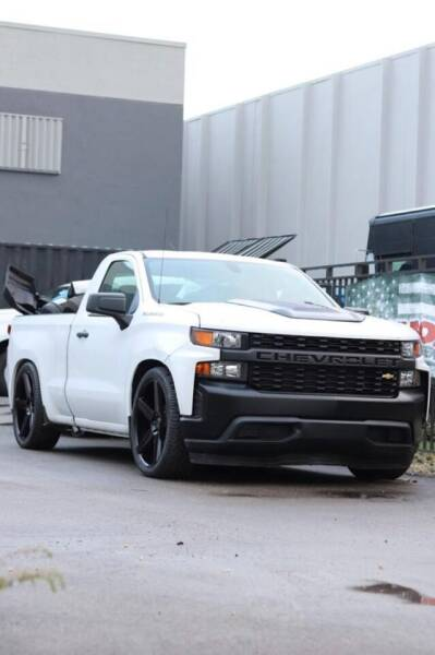 2020 Chevrolet Silverado 1500 4x2 Work Truck 2dr Regular Cab 8 ft. LB - Miami FL