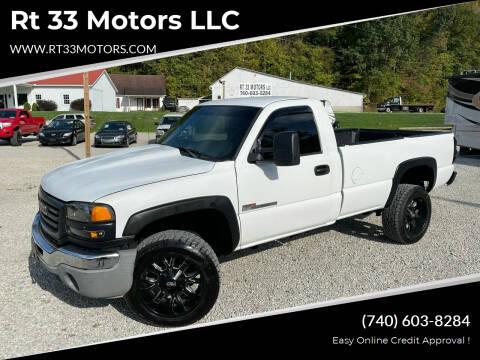 2004 GMC Sierra 2500HD for sale at Rt 33 Motors LLC in Rockbridge OH