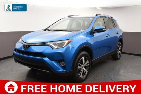 2017 Toyota RAV4 for sale at Florida Fine Cars - West Palm Beach in West Palm Beach FL