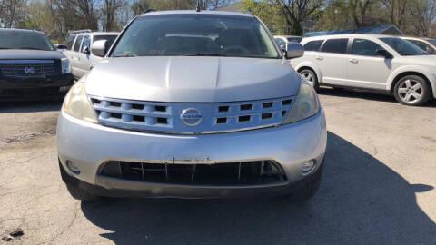2003 Nissan Murano for sale at ALVAREZ AUTO SALES in Des Moines IA