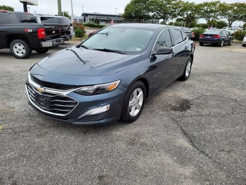 2019 Chevrolet Malibu for sale at International Auto Wholesalers in Virginia Beach VA