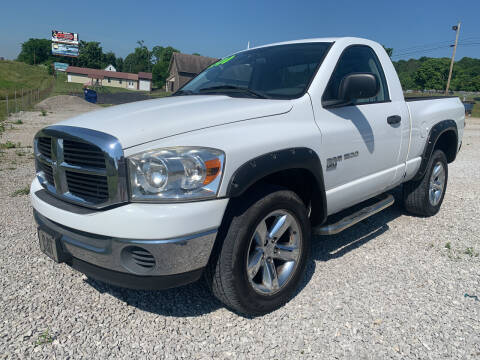 2007 Dodge Ram Pickup 1500 for sale at Gary Sears Motors in Somerset KY