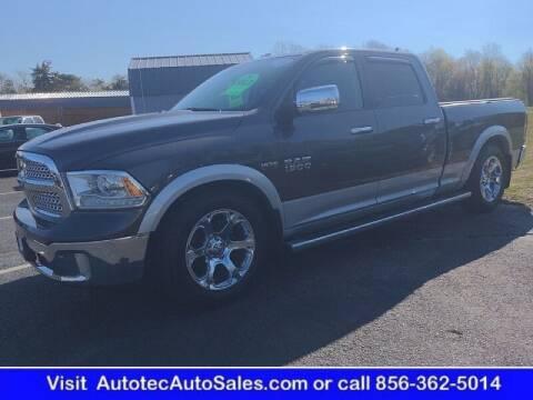 2014 RAM Ram Pickup 1500 for sale at Autotec Auto Sales in Vineland NJ
