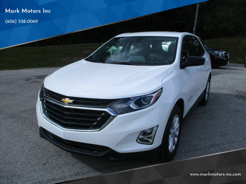 2019 Chevrolet Equinox for sale at Mark Motors Inc in Gray KY